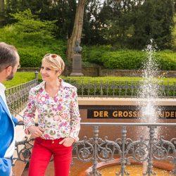 Kurpark Bad Neuenahr Grosser Sprudel