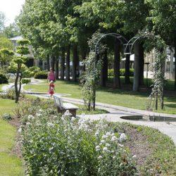 Kurpark Rosenbachlauf_Foto_Kurverwaltung Bad Mergentheim