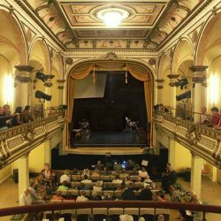 Bad Wildbad_Kurpark Kurtheater innen