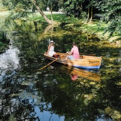Bootfahrt auf dem Kurparksee (c) Bad Salzuflen
