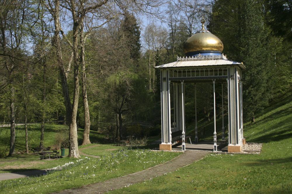 Kurpark Bad Wildbad Frühling (8)