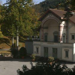 Kurpark Bad Wildbad im Herbst (4)