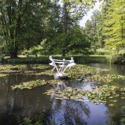 Ob ein Picknick, Wassertreten in der Ilmenau oder einfach nur entspannen - Der weitläufige Kurpark von Bad Bevensen ist zu jeder Jahreszeit ein lohnenswertes Ausflugsziel