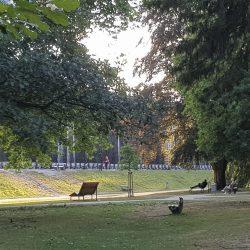 Ruhezone am Neuen Gradierwerk_Bad Rothenfelde (SLS)