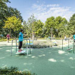 Balanceparcour im Sole-Aktiv-Park_Fotograf Jan Buergermeister